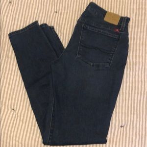 Lucky Brand Brooklyn Skinny Jean - Size 4/27 Ankle
